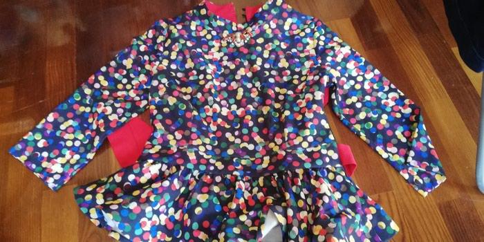 Prelepa kao nova bluza, veoma efektna s/m. Photo 0