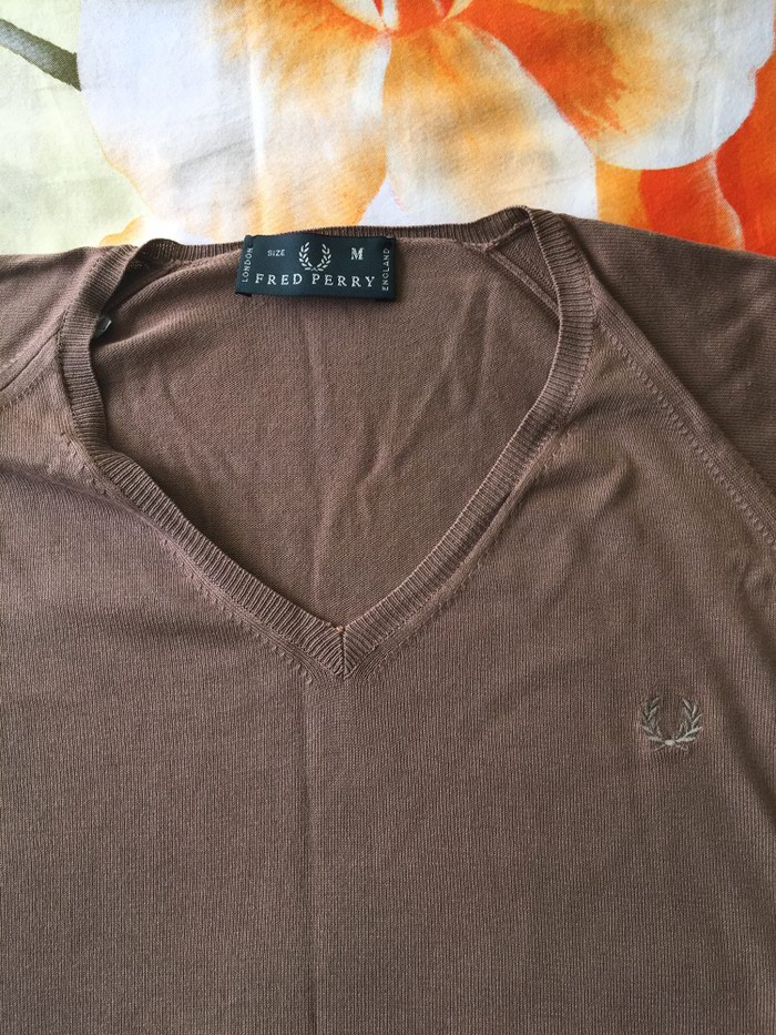 Muski fred perry dzemperic, M velicina