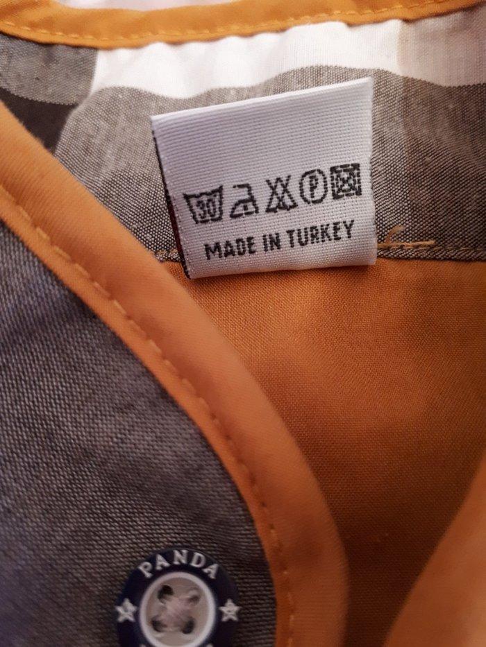 8-9 yawli oglan uwagi ucun koynek.turkiyenindir.. Photo 1