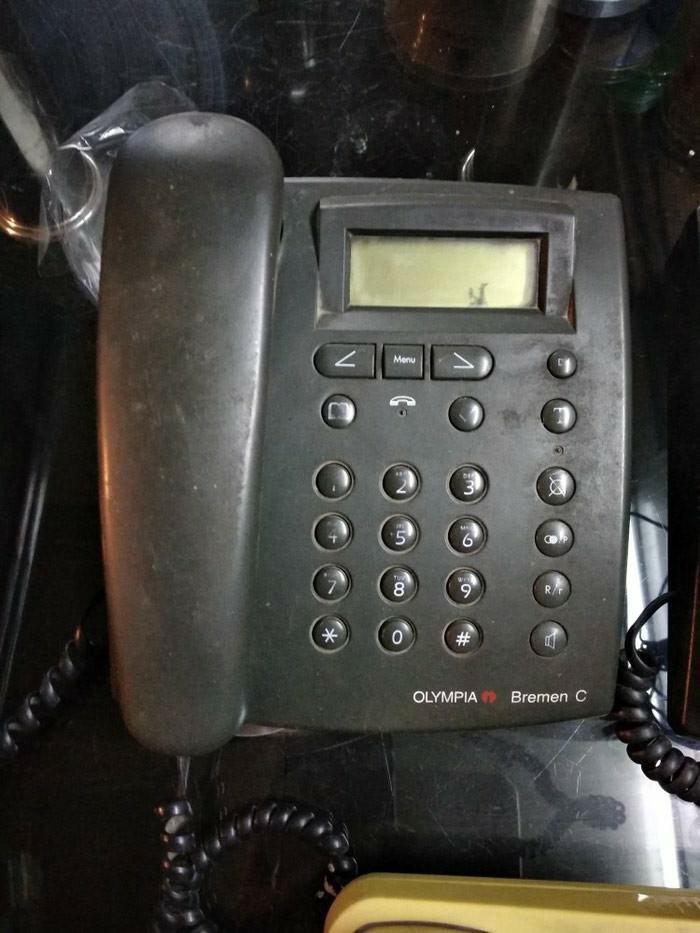 Телефонные аппараты для дома  рабочие б/у по 150 сом за каждый. Photo 5