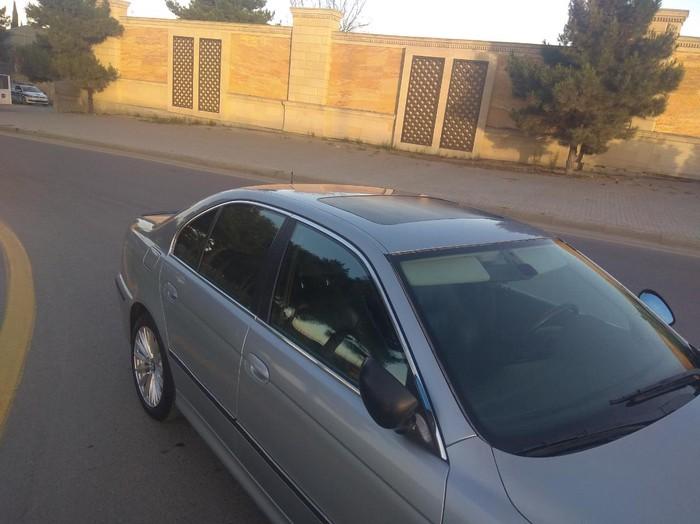 BMW 5 series 1998. Photo 8