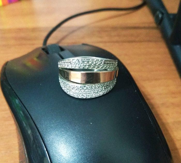 Кольцо серебряное. 17-17.5 вещи в профиле в Бишкек