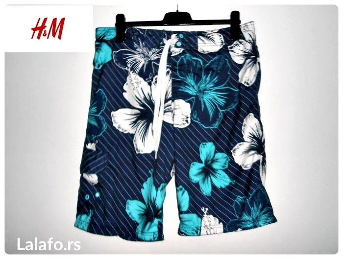 Bermude H&M za setnju i kupanje
