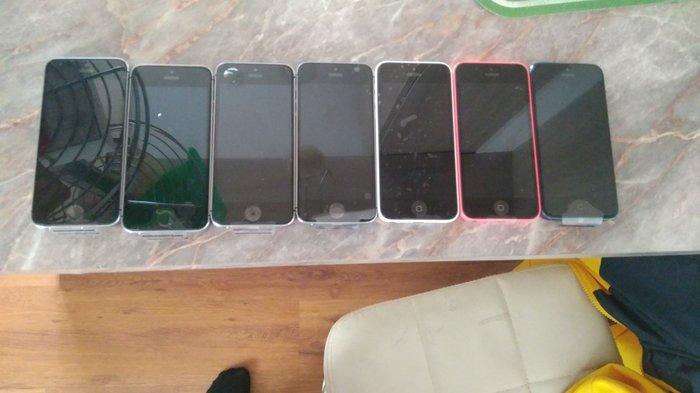 Iphone 5s/c/g/16/32 акция 6 тысяч количество ограничено. Photo 0
