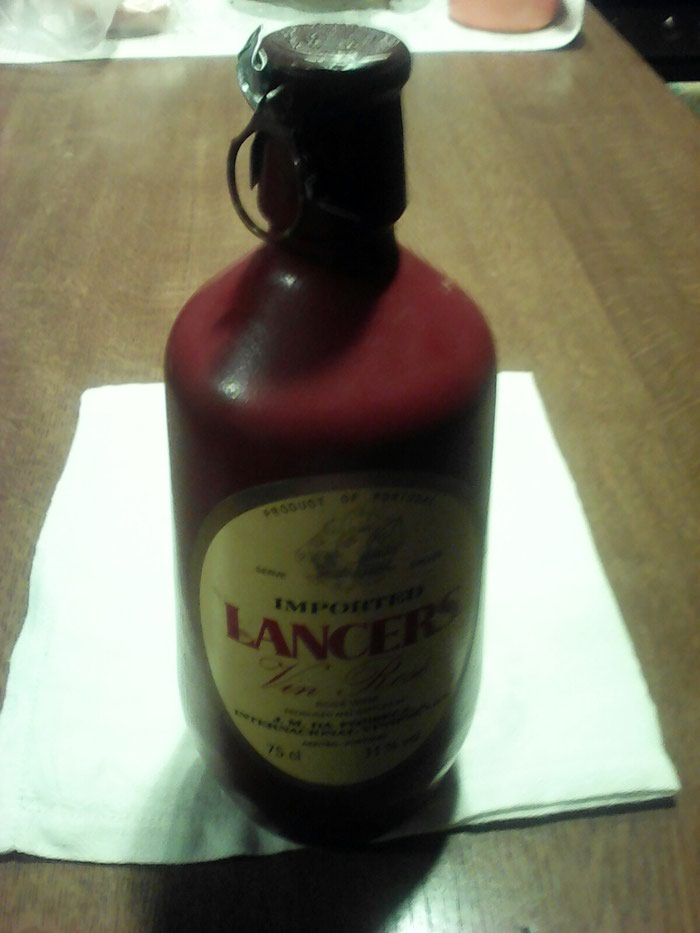 Κρασι ροζε 20 ετων