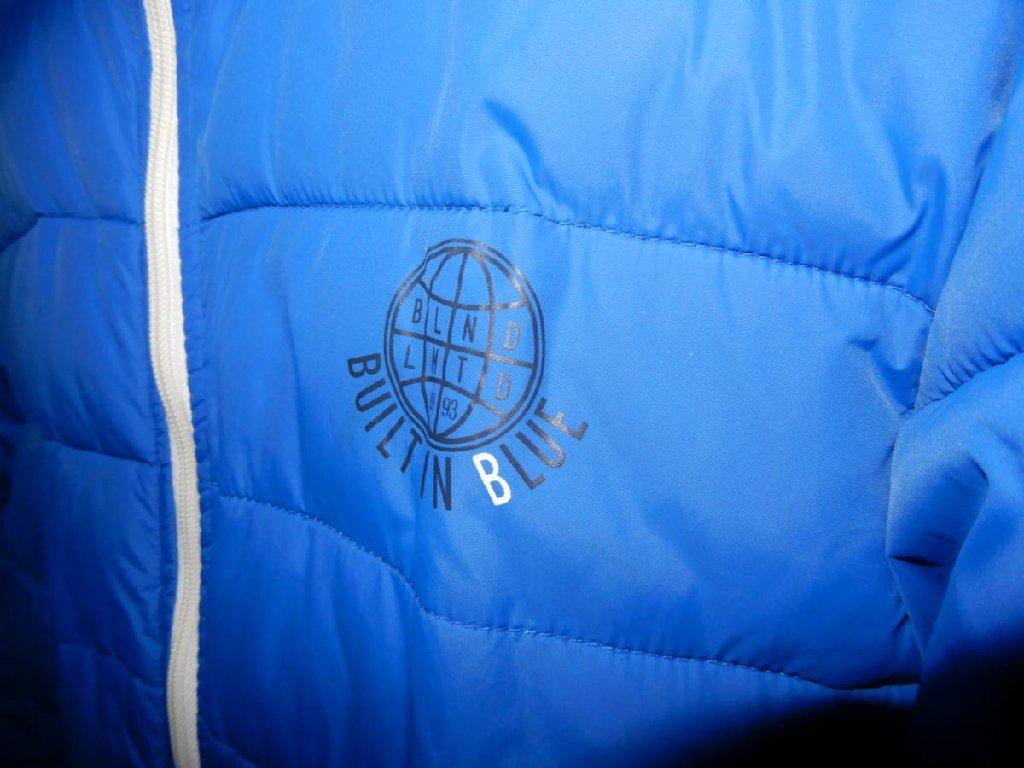 Ζεστό χειμωνιάτικο μπουφάν μάρκας Blend