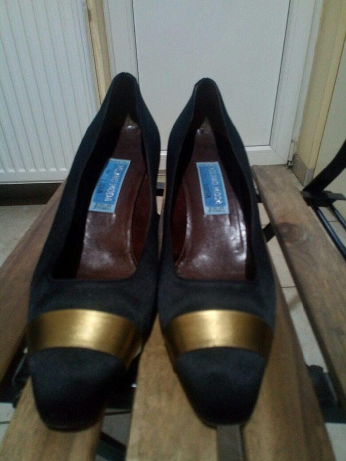 Cipele Milano Moda br 40, stikla 7cm.. Photo 5