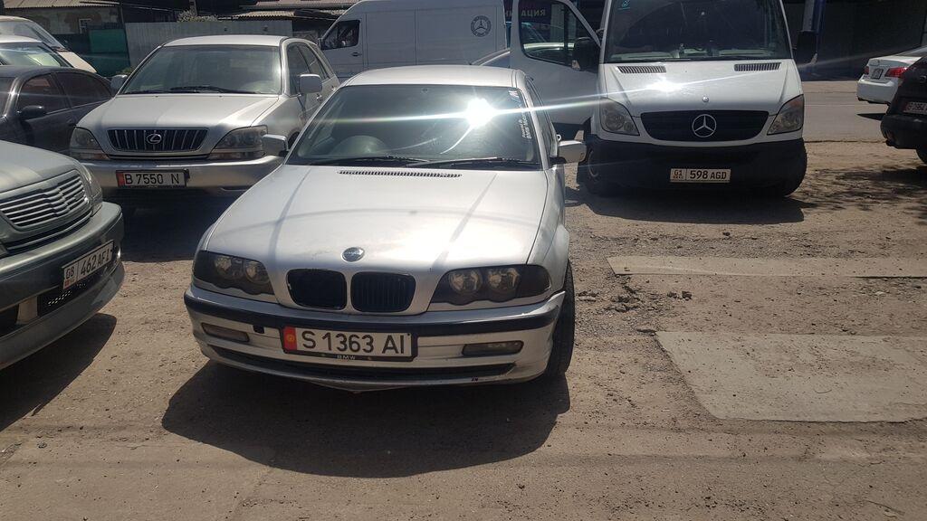 BMW 320 2.2 л. 2001 | 140000 км: BMW 320 2.2 л. 2001 | 140000 км