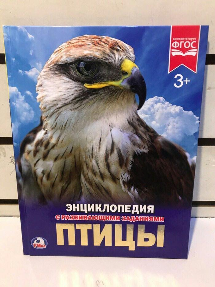 Bakı şəhərində Энциклопедия птицы для детей