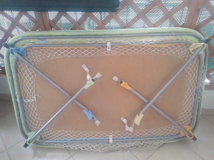 Παρκο παιχνιδιου με λαβες περιμετρικα πτυσσομενο σε αριστη κατασταση. Photo 2