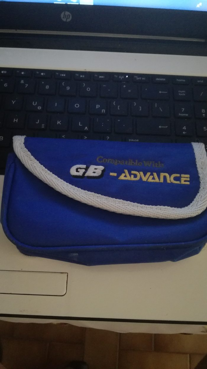 Game Boy Advance Case for sale. Photo 0