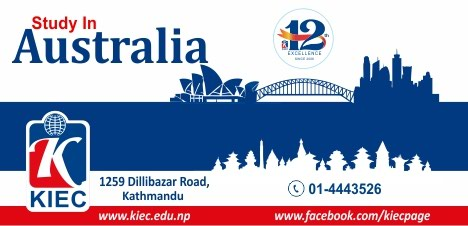Study in Australia with Scholarship from KIEC in Kathmandu