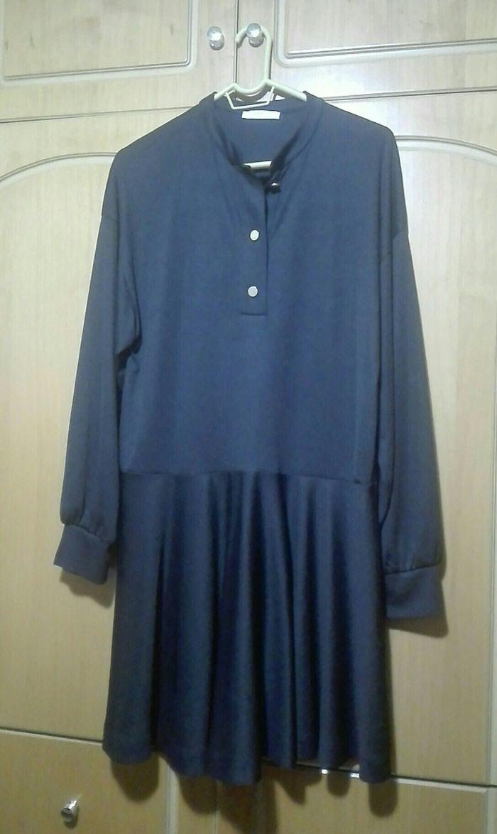 Φόρεμα ζαρα medium πιάνει άνετα και large αφορετο. Photo 0