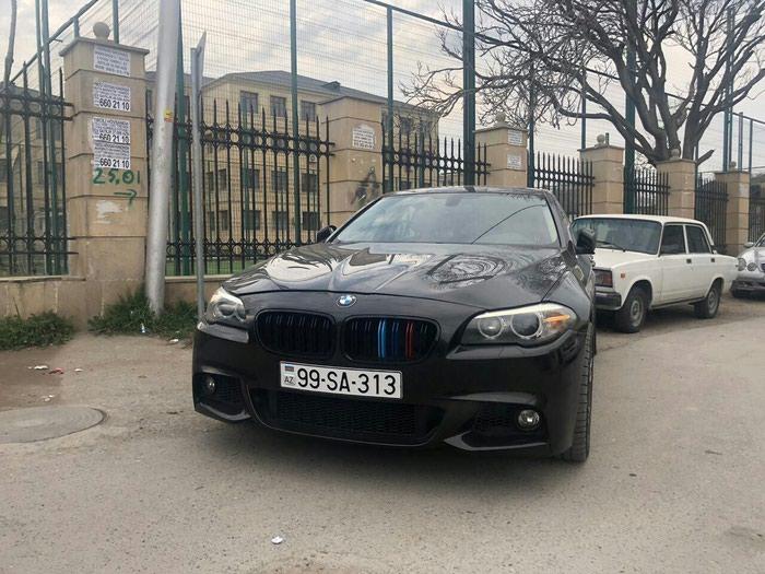 BMW 528 2013. Photo 0