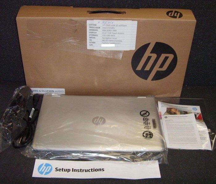 "2017 HP Spectre x360 15-BL075NR 2-in-1 15.6"" 4K UHD TouchScreen σε Αθήνα"