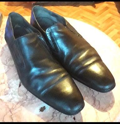 a83a72b95 Кожаные туфли 44 - 45 размера. Отличное состояние за 400 KGS в ...