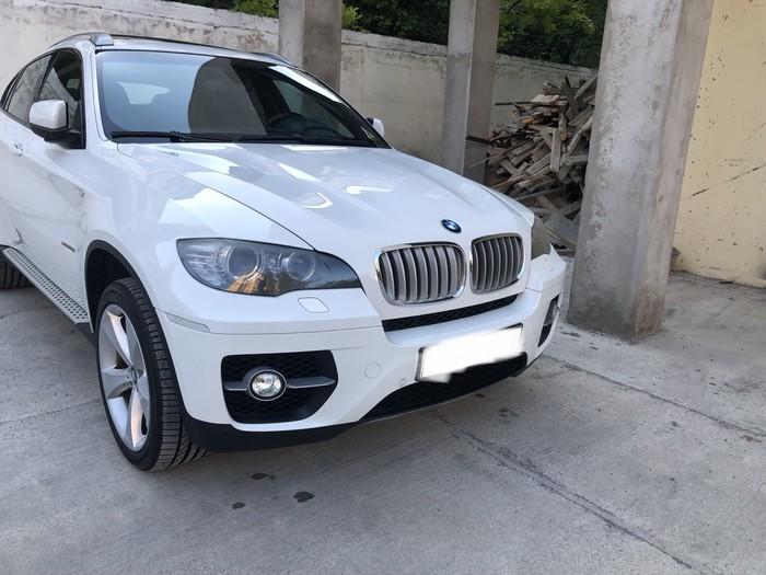 BMW X6 2008. Photo 0