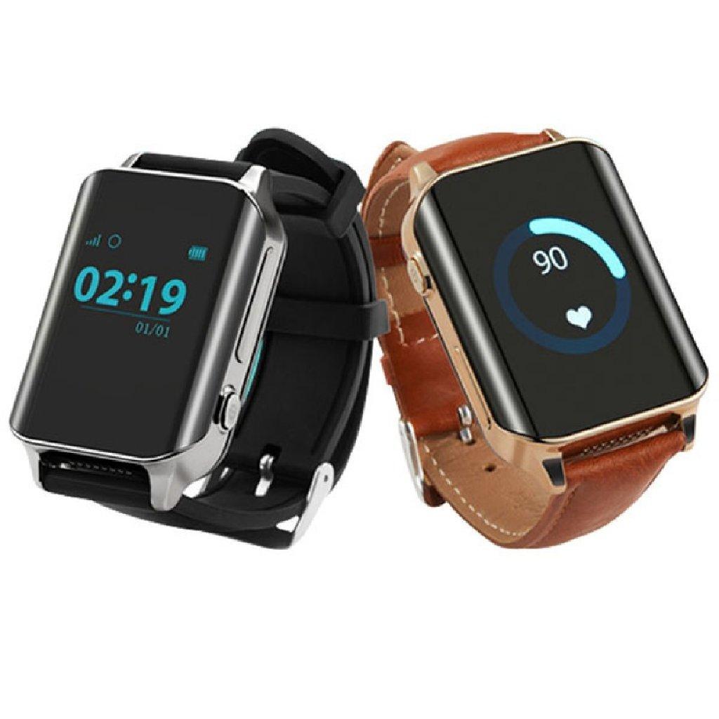 Smart watch A16 / Smart watch EW200 - böyüklər üçün ciddi görünüşlü bir modeldir, bu da sahibinin statusunu yaxşıca vurğulayır!