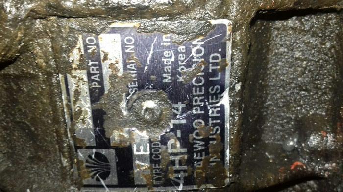 Каробка автомат на Daewoo Леганзу б.у на запчасти.. Photo 2