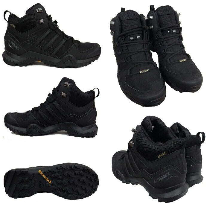 official images cheap prices sneakers Мужские ботинки Adidas Terrex Swift R2 Mid GTX Shoes CM7500 46 зима