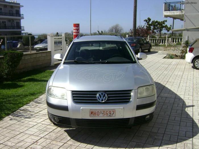 Volkswagen Passat 2004. Photo 2