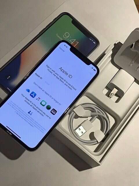 Brand new iphone x 128gb в Джиргаталь