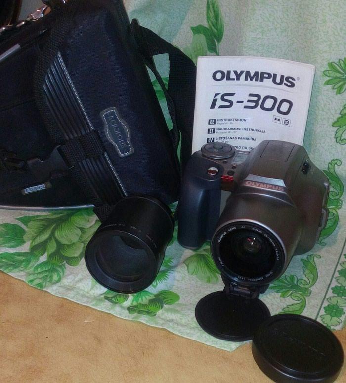 Olympus is 300+obyektiv fotoapparat satılır təzədir.28-110 mm. Photo 2