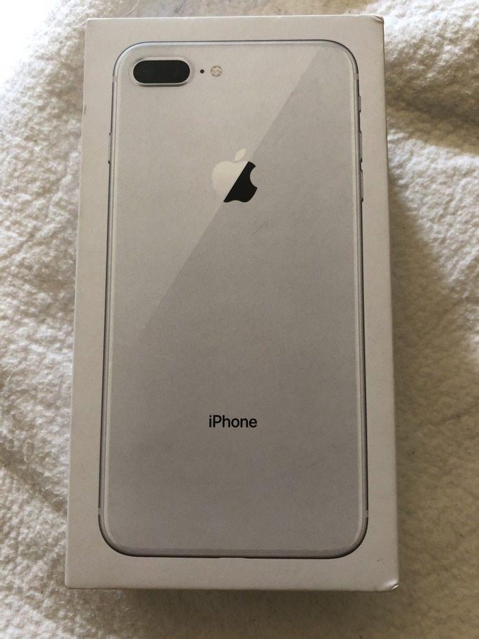 Новый Apple iPhone 8 Plus - 64 ГБ - серебристый . Photo 0