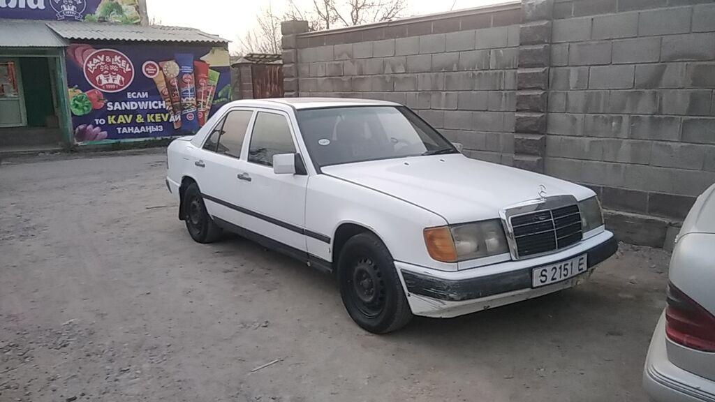 Mercedes-Benz 230 2.3 л. 1989 | 230000 км: Mercedes-Benz 230 2.3 л. 1989 | 230000 км