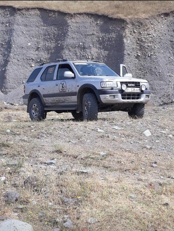 Opel 2000 в Кара-Балта