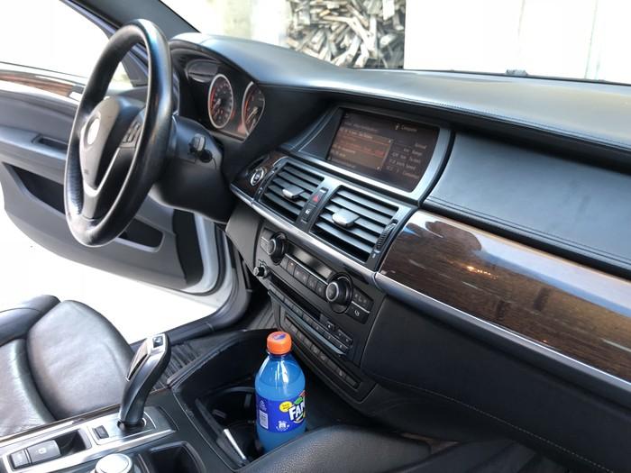 BMW X6 2008. Photo 4