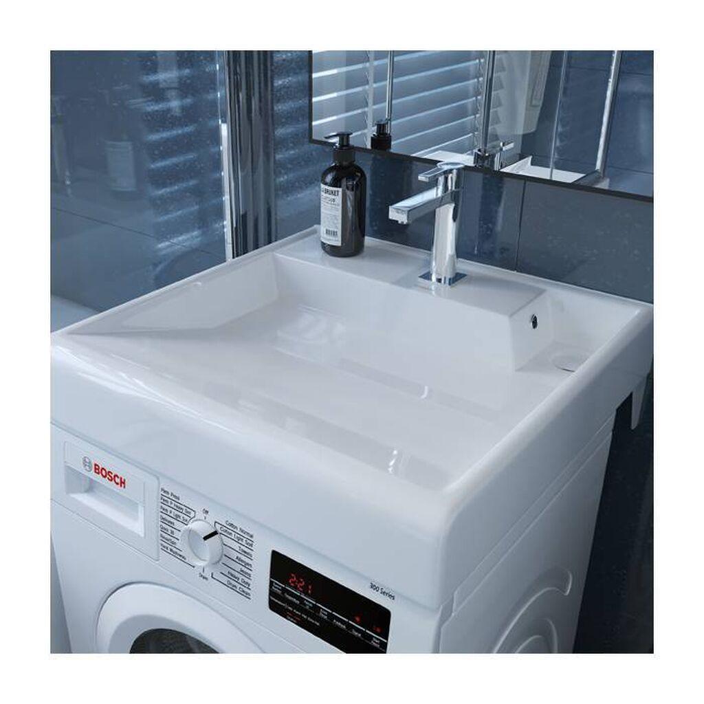 Раковина керамика !!На стиральную машину!!!Ценна 6800Размер 60х60наш: Раковина керамика !!На стиральную машину!!!Ценна 6800Размер 60х60наш