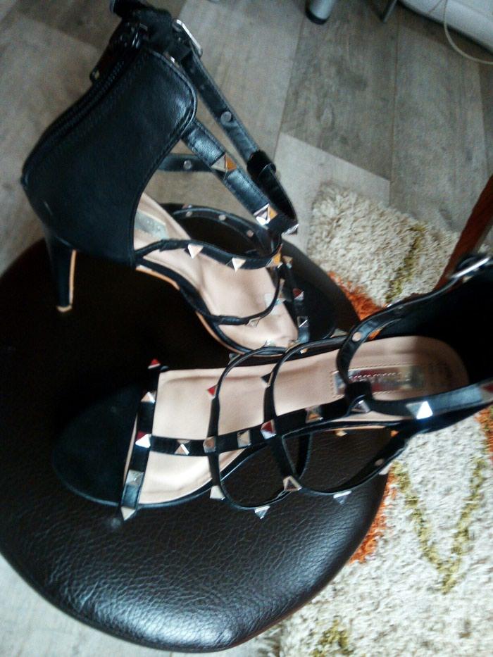 Prelijepe, kozne sandale, broj 39.Nemaju bas nikakva ostecenja. Photo 3
