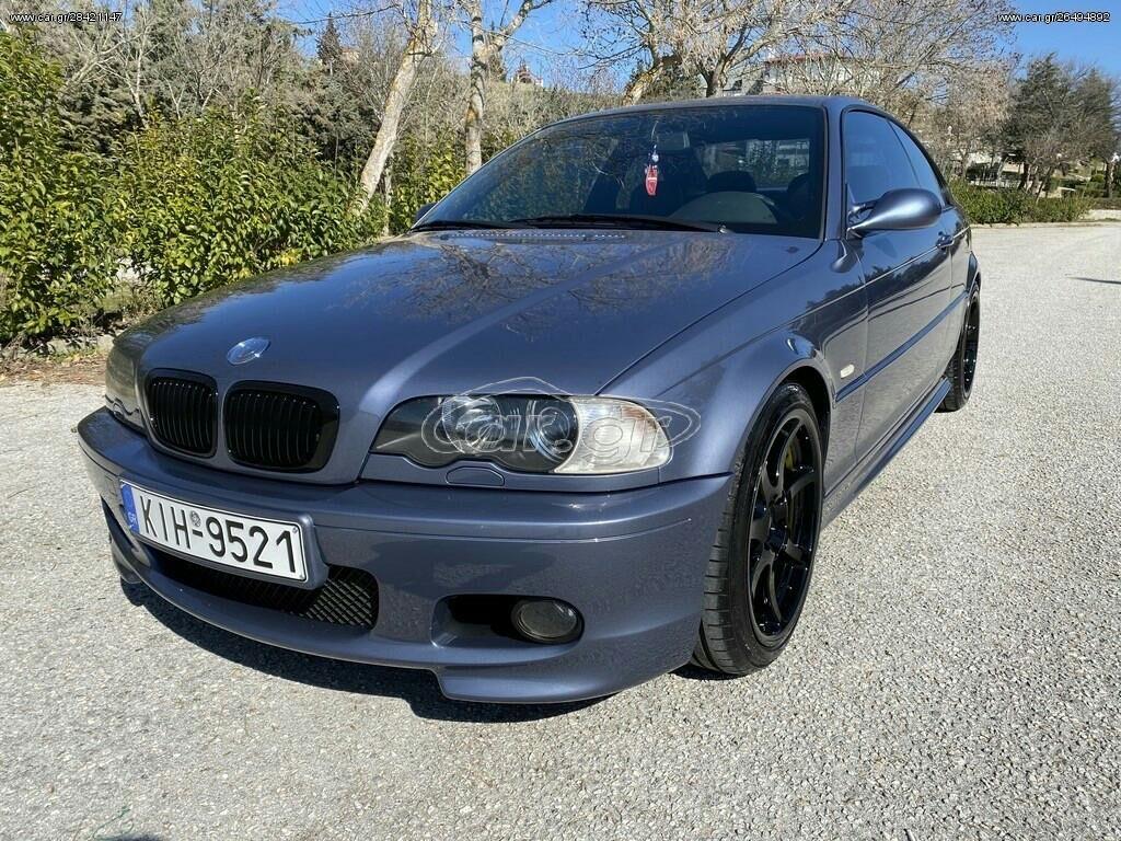 BMW 320 2.2 l. 2002 | 209000 km