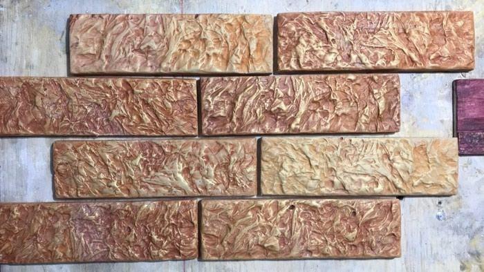 Декоративные кирпич(гипсовая плитка искусственный камень и  балесины . Photo 4