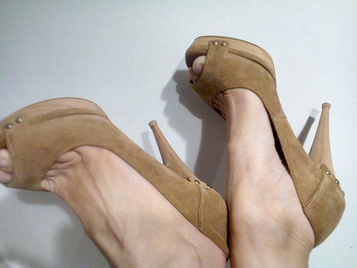 Zara 100% δέρμα 40 size