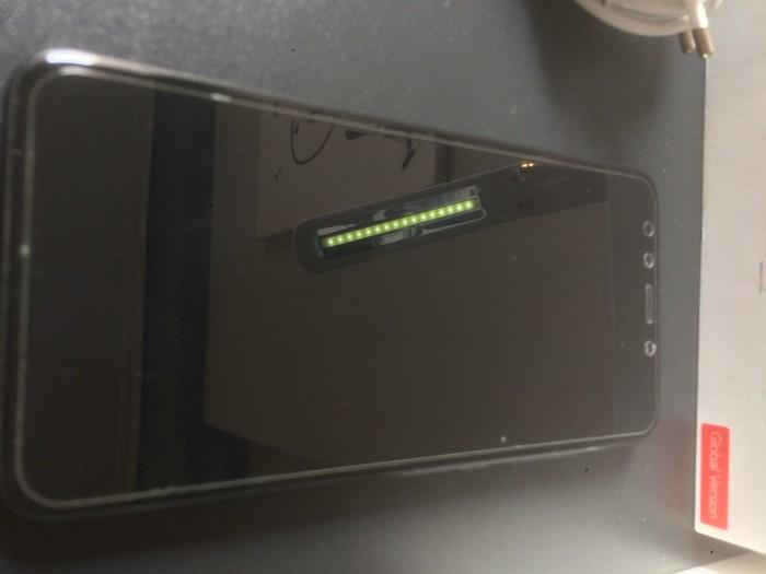 Μεταχειρισμένο Xiaomi Mi A2 64 GB μαύρος. Photo 4