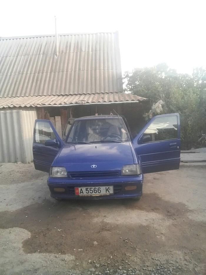 Daewoo Tico 1996. Photo 0