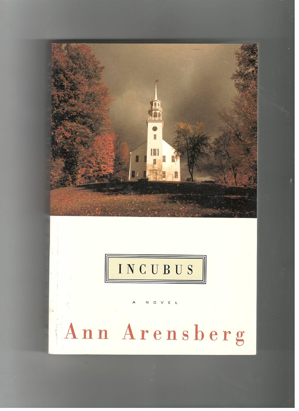 INCUBUS ANN ARENSBERG