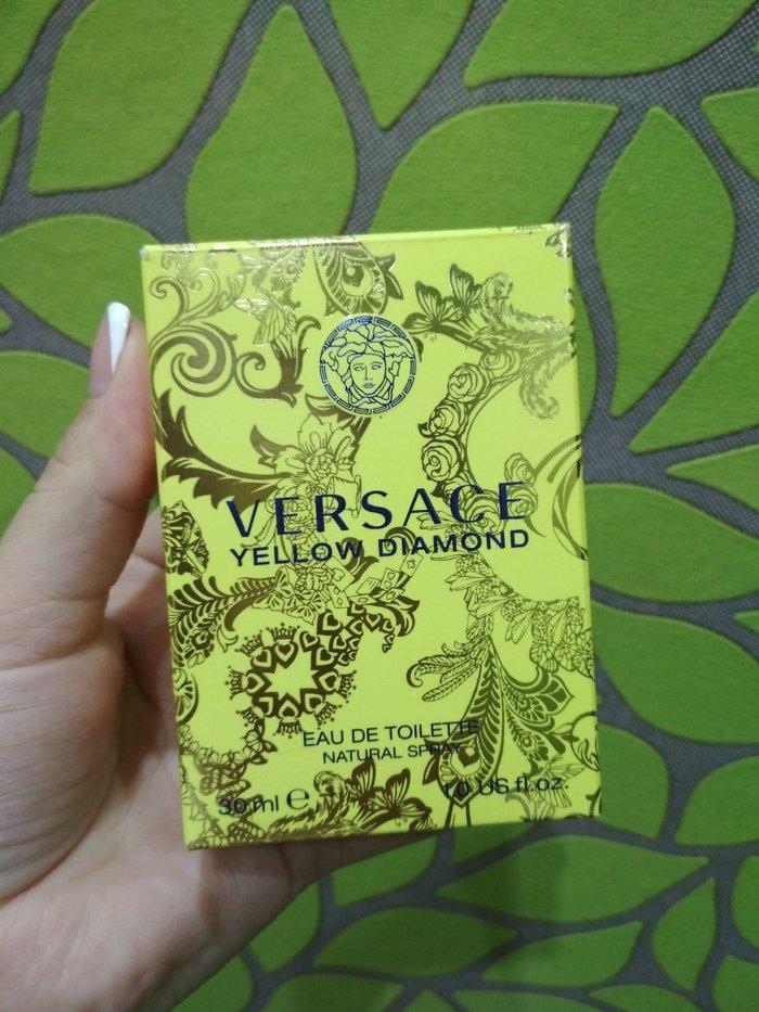 Продам Versace Yellow Diamond, пользовалась мало, по фото видно скольк в Бишкек