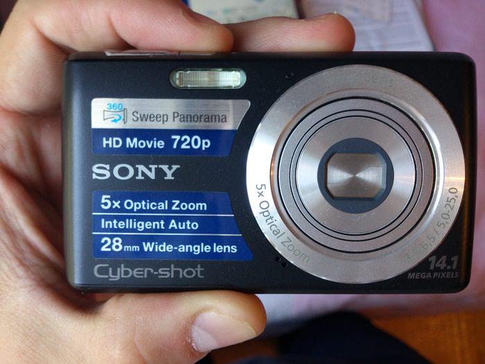"""Bakı şəhərində Fotoaparat """"Sony Cyber-shot"""" 14.1 Mpx."""