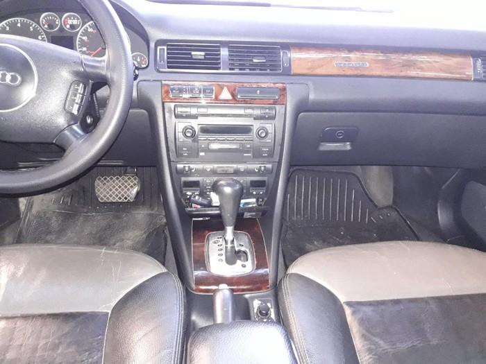 Audi Allroad 2003. Photo 6