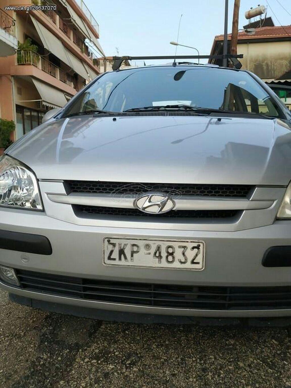 Hyundai Getz 1.4 l. 2004 | 97000 km