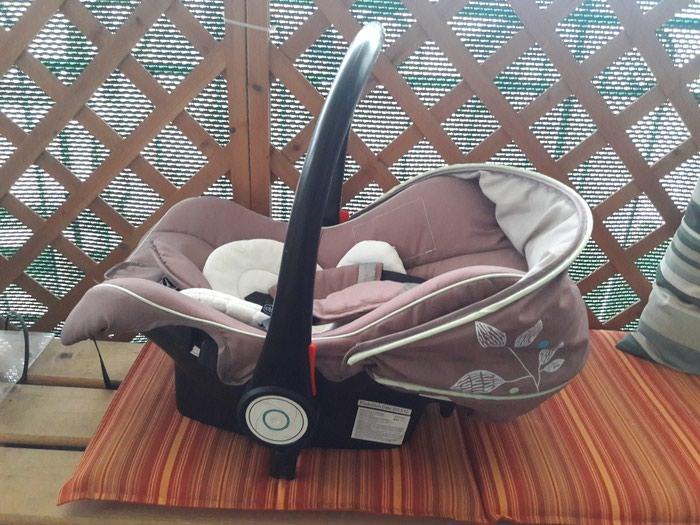 ΠΟΛΥΜΟΡΦΙΚΟ ΚΑΡΟΤΣΙ 3 ΣΕ 1 BABY MAX TRIO ΚΑΤΑΣΤΑΣΗ:ΑΡΙΣΤΗ. Photo 7