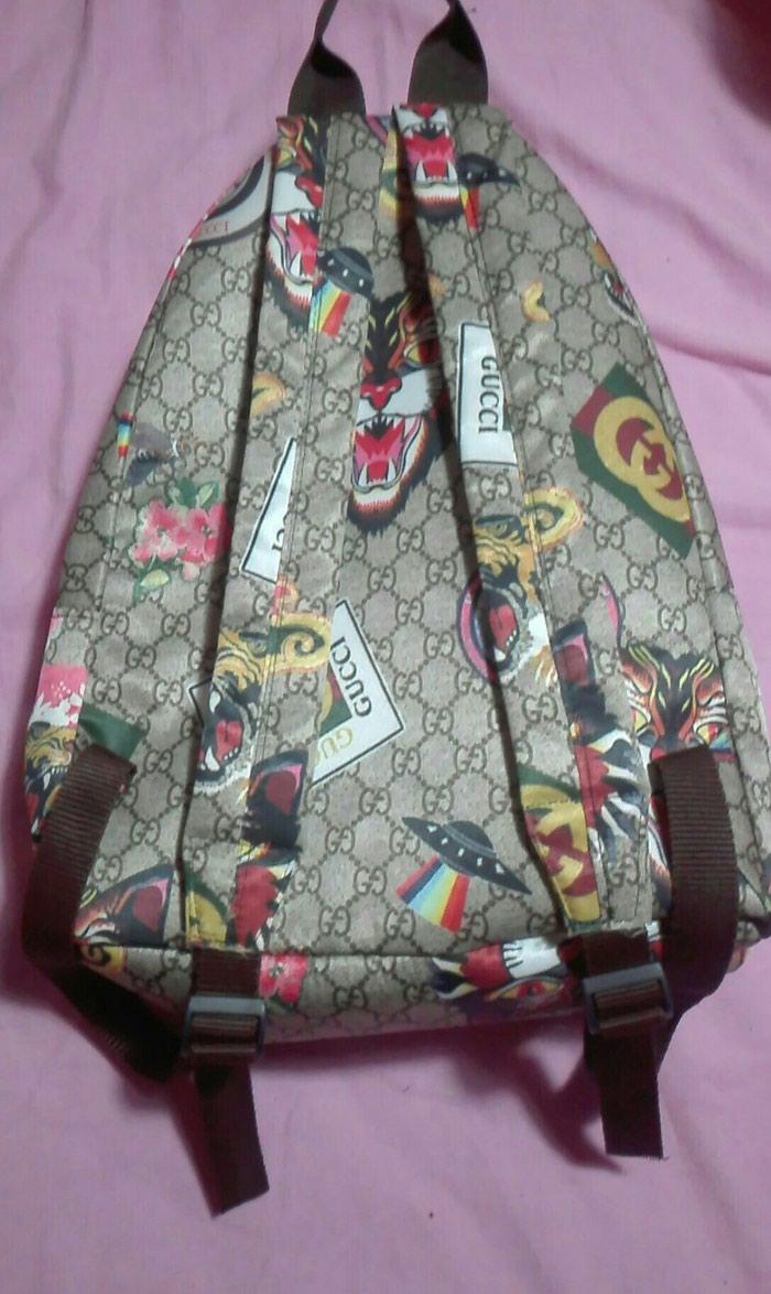 Backpack gucci replica. Photo 2