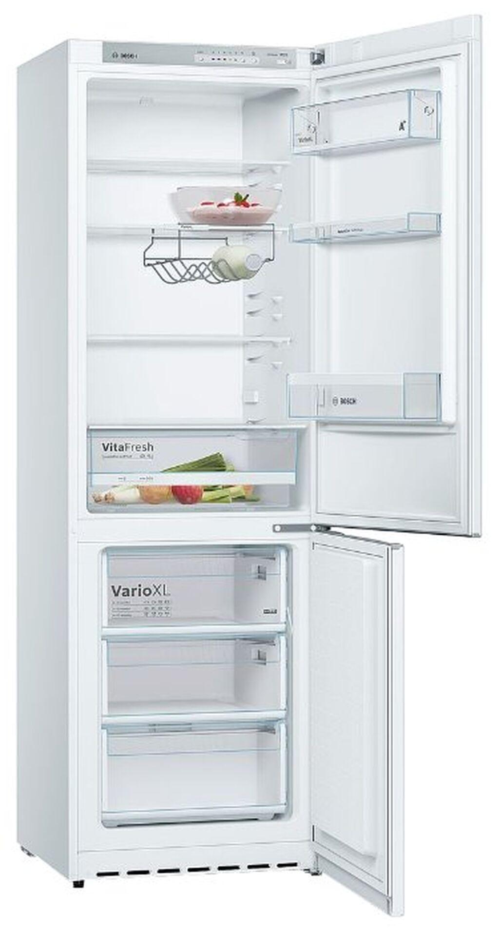 Новый Двухкамерный Белый холодильник Bosch: Новый Двухкамерный Белый холодильник Bosch