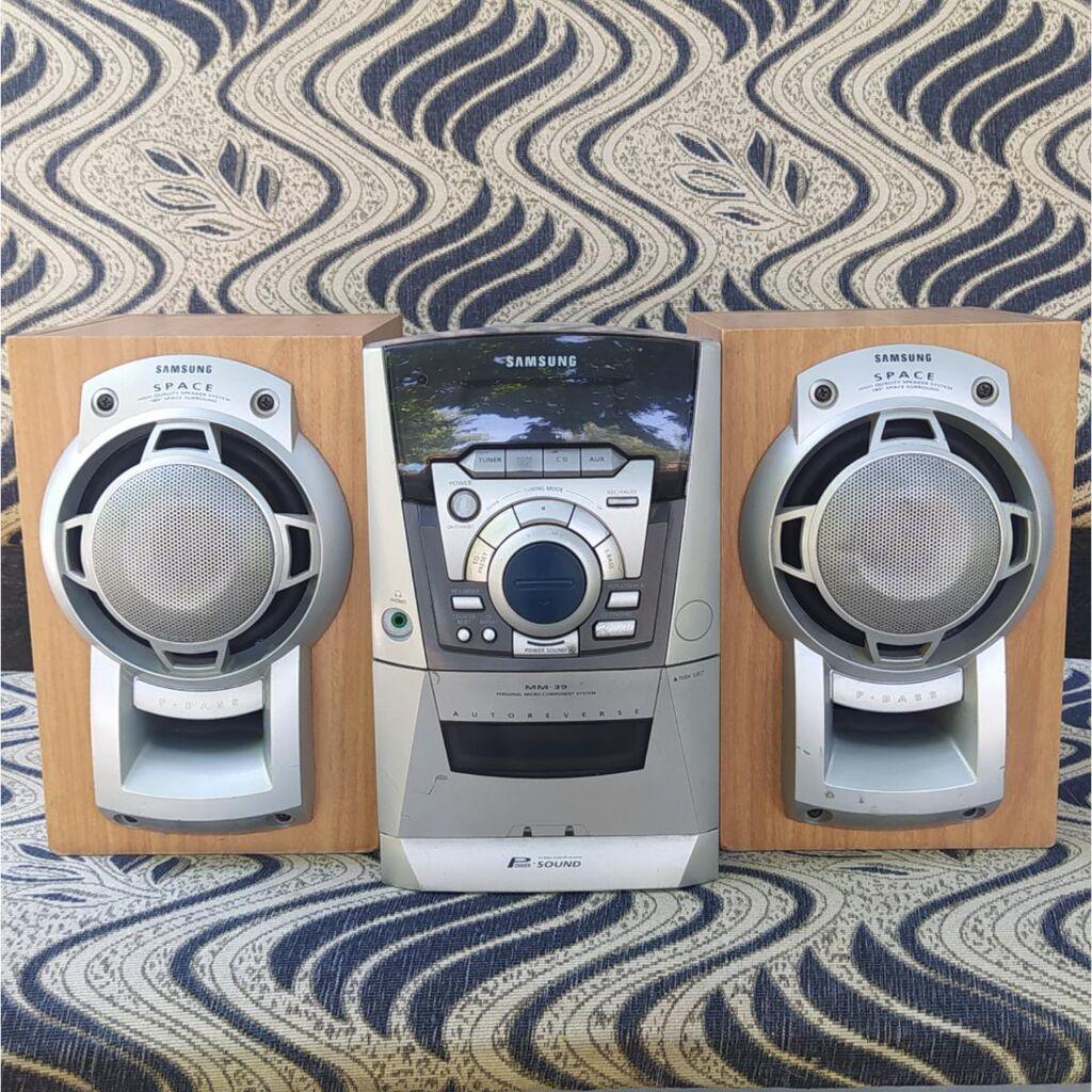 Мини музыкальный центр Samsung Mm-39