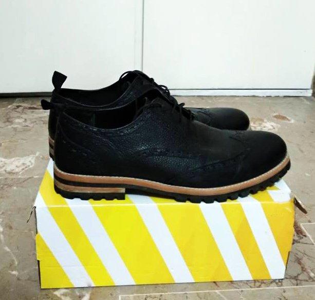 Ανδρικά παπούτσια oxfords νούμερο 45. σε Αθήνα