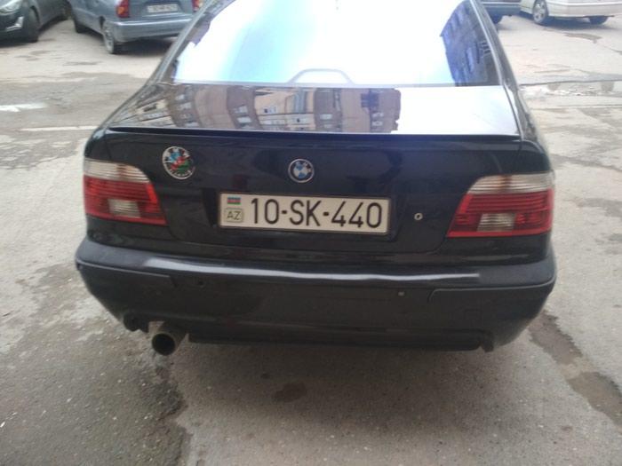 BMW 540 1998. Photo 2