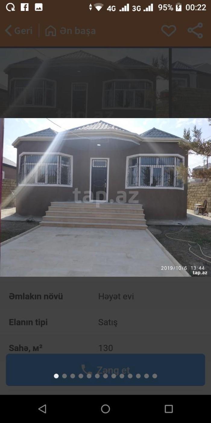 Satış Evlər vasitəçidən: 4 otaqlı. Photo 0